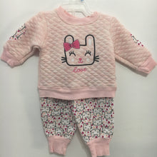 Load image into Gallery viewer, BABY GIRLS OUTFIT (0-3M)