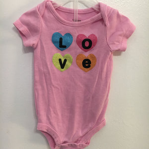 Short sleeve Bodysuit (3-6 M)