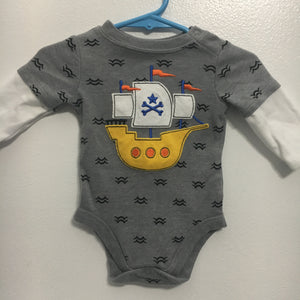 Long Sleeve (0-3M)