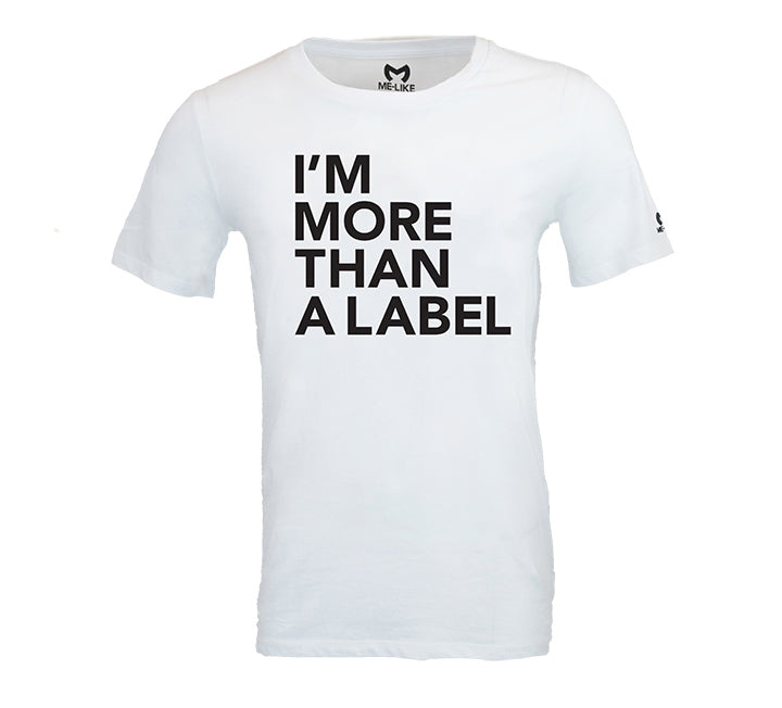 I'M MORE THAN A LABEL