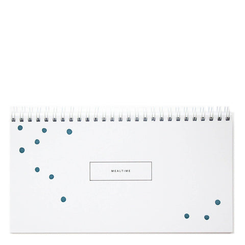 Blue Dots Meal Planner
