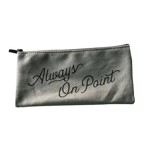 Always On Point Pencil Pouch