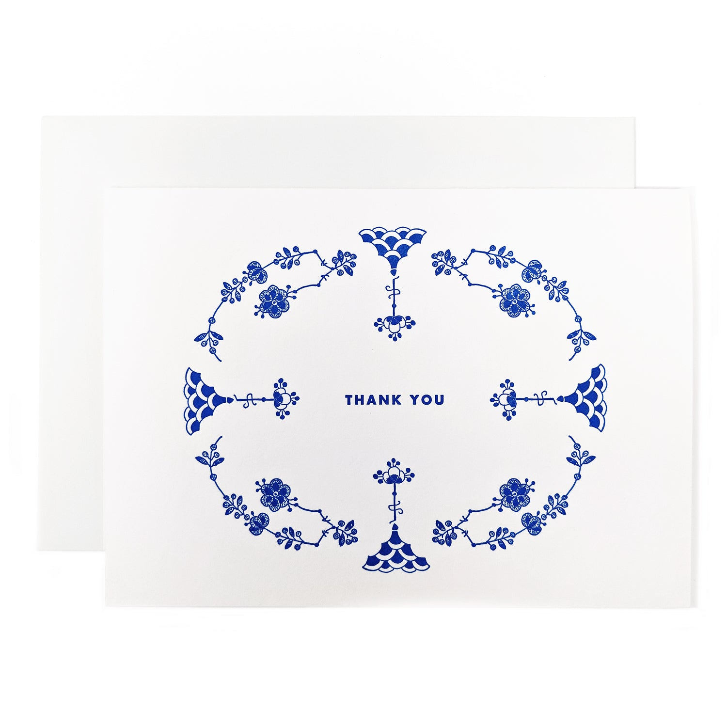 FURNIVALS Thank You Card