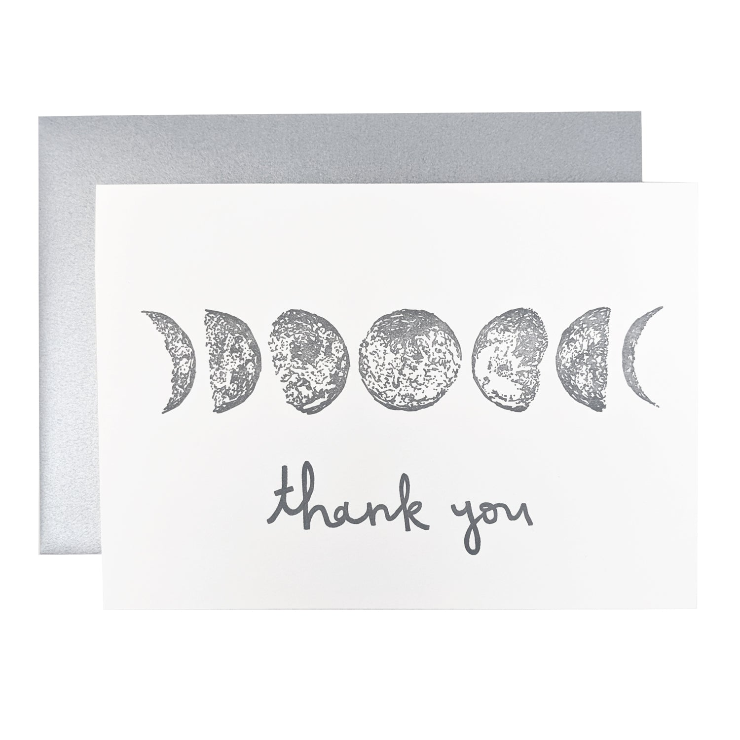 Moon Phases Thank You