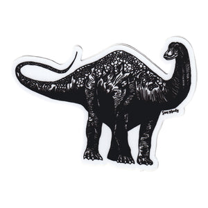 Brachiosaurus Sticker