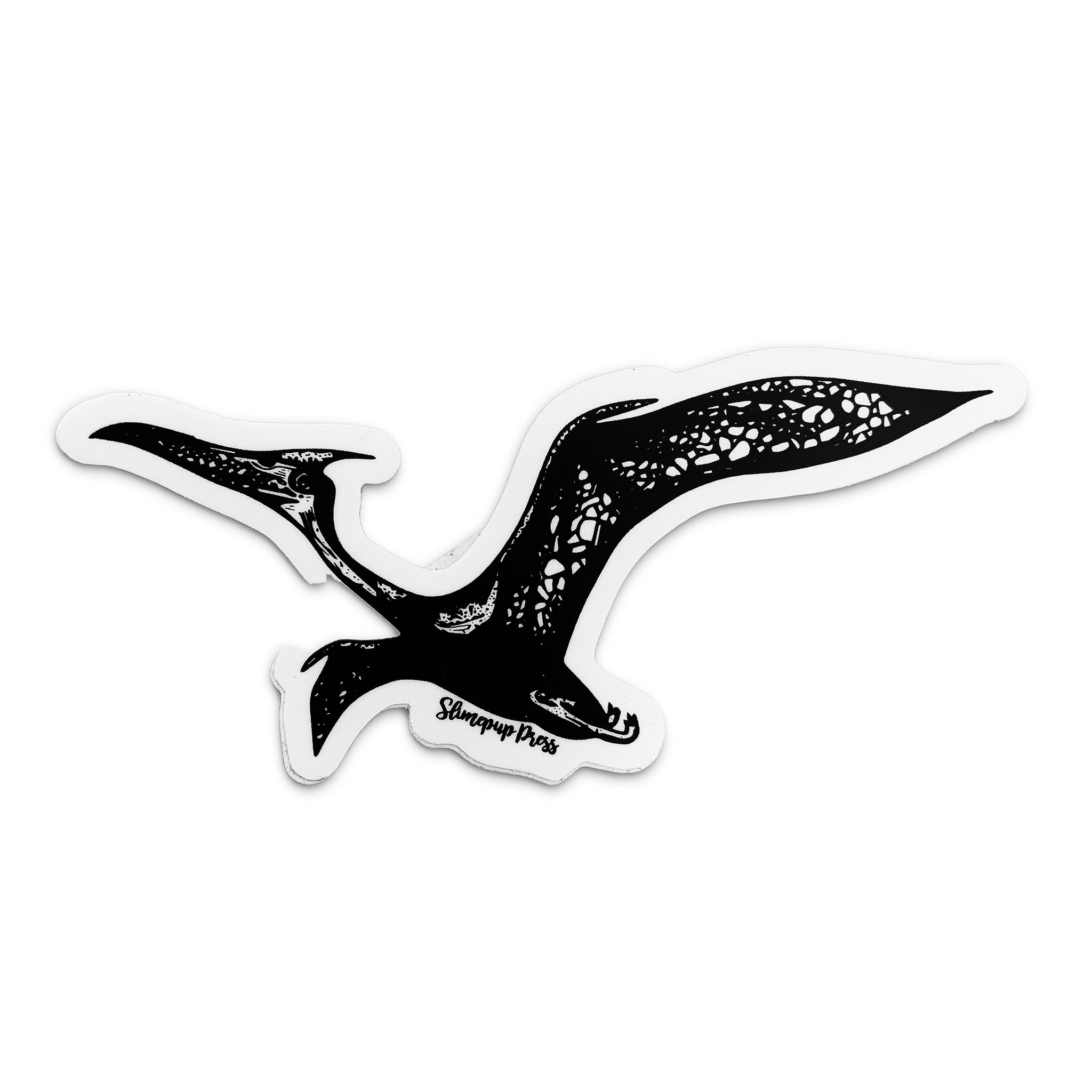 Pterodactyl Sticker