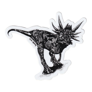 Stygimoloch Sticker