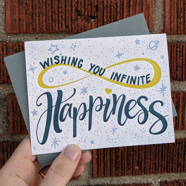 Infinite Happiness Card