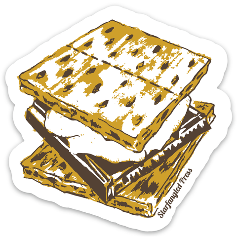 S'more Sticker