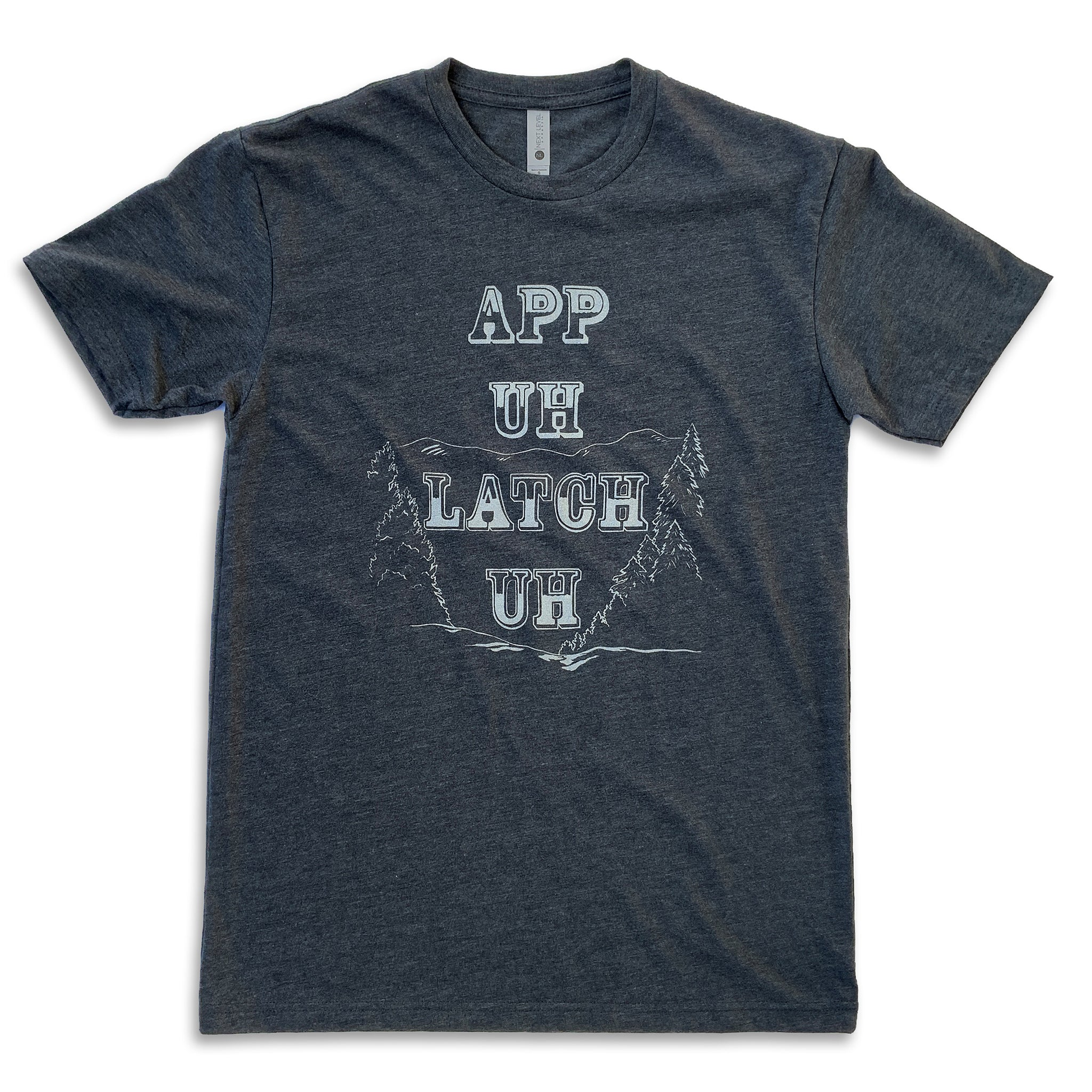 APPALACHIA Crew Neck T-Shirt
