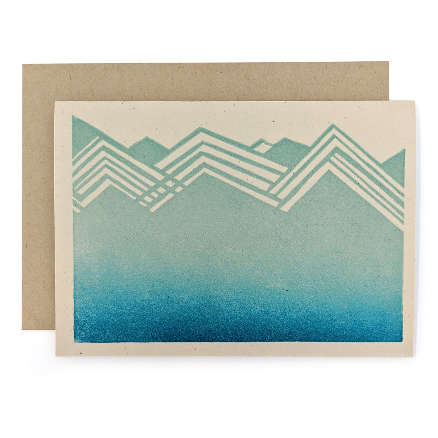 Blue Mountains Card