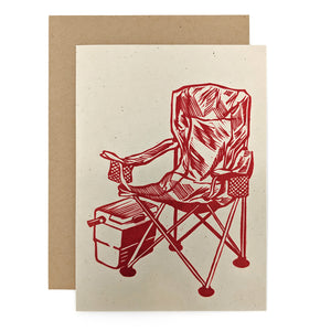 Camp Chair Card