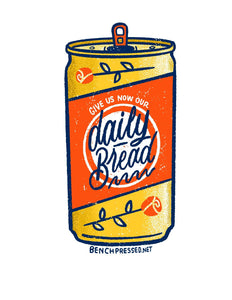 Daily Bread Sticker