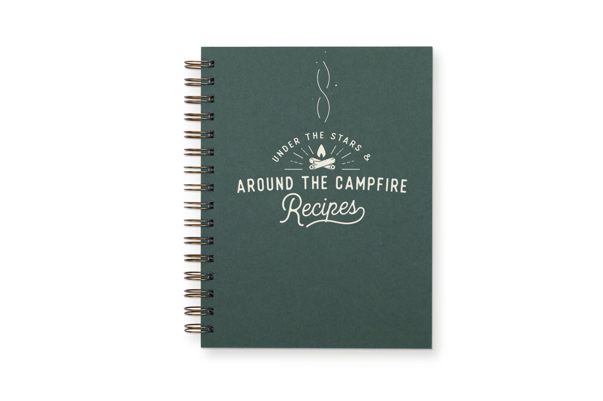 Around the Campfire Recipe Cookbook