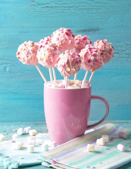 Cakes & Cake Pops Gifts - New Jersey Flower Delivery - New Jersey Blooms