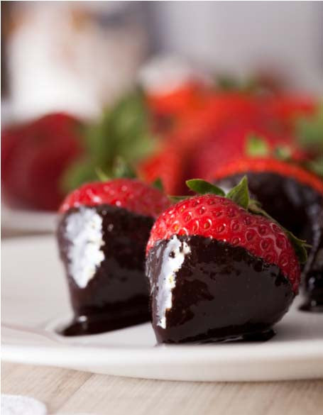 Chocolate Strawberries Gifts New Jersey - New Jersey Flower Delivery Same Day Shipping