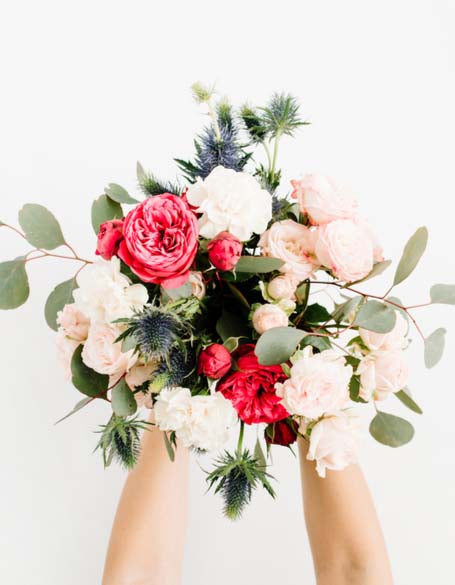 Same day flower delivery Toronto – Toronto flowers gifts -  Valentines day flower gifts for her