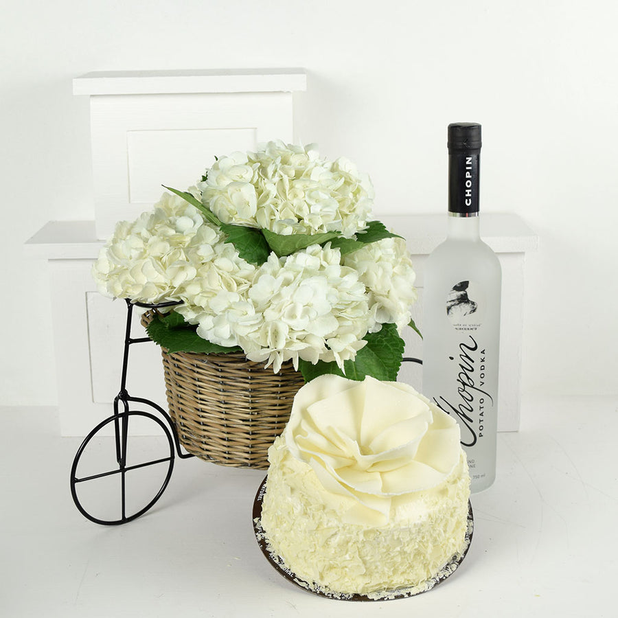 Countryside Dreams Flowers & Spirits Gift