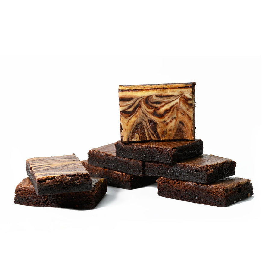 Cheesecake Brownies - Cake Gift - Same DAY Toronto Delivery