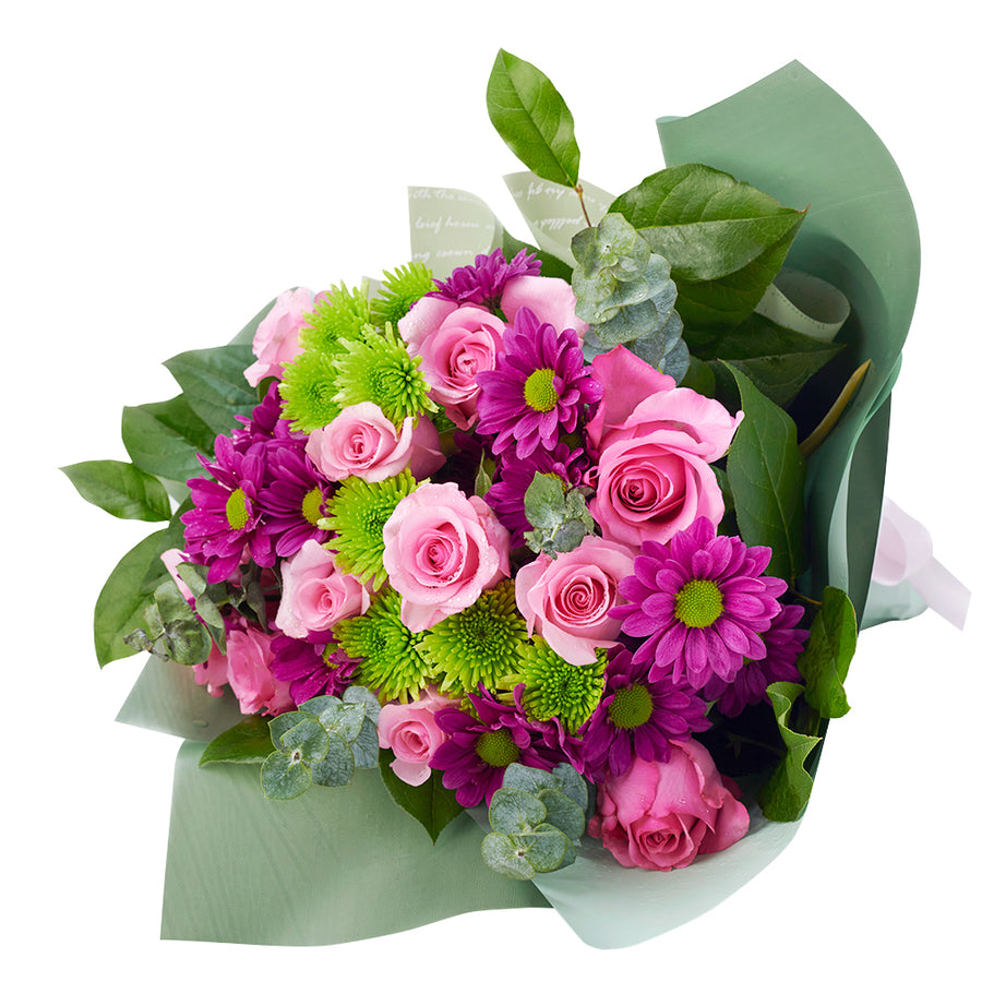 Toronto Same Day Flower Delivery - Toronto Flower Gifts - Mixed Flower Bouquet
