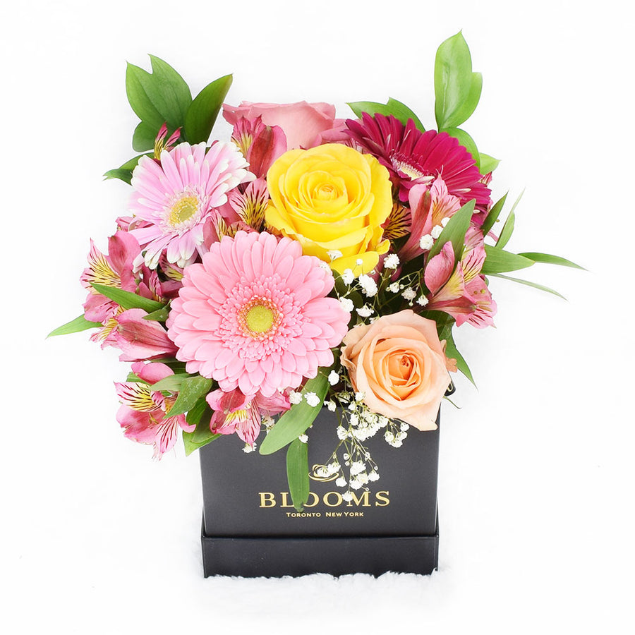 Birthday Bash Lilies Champagne & Flower Gift