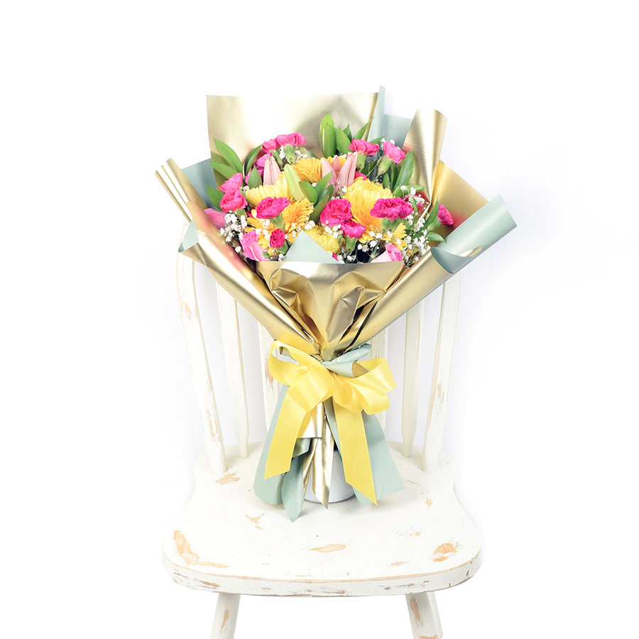 Exotic Eden Mixed Floral Bouquet