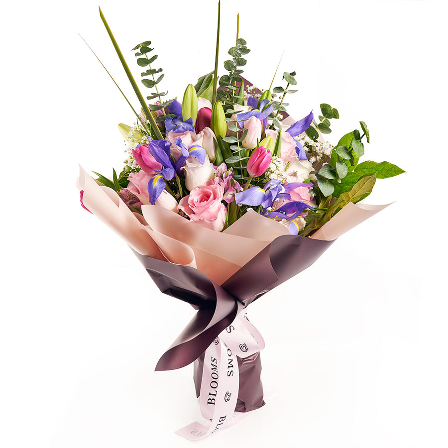Toronto Same Day Flower Delivery - Toronto Flower Gifts - Iris Bouquet
