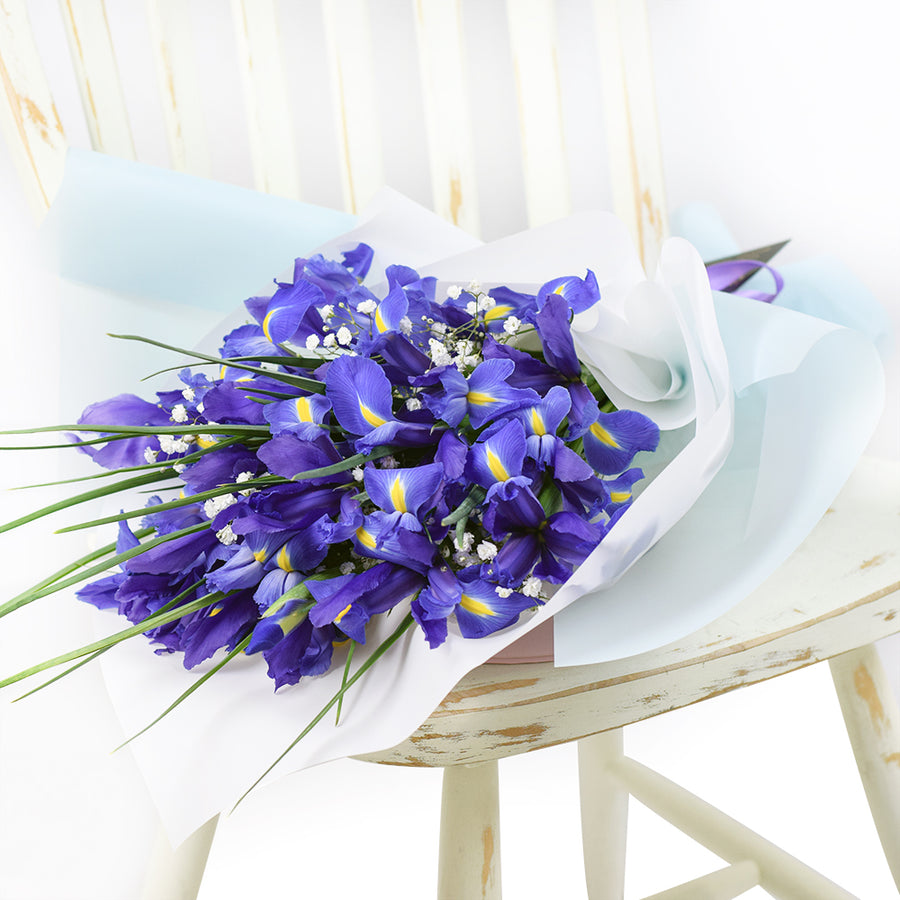 Iris Bouquet - Toronto Same Day Delivery - Toronto Gift Delivery
