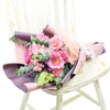 Pretty in Pink Rose Bouquet - Pink Rose - Mixed Floral Bouquet