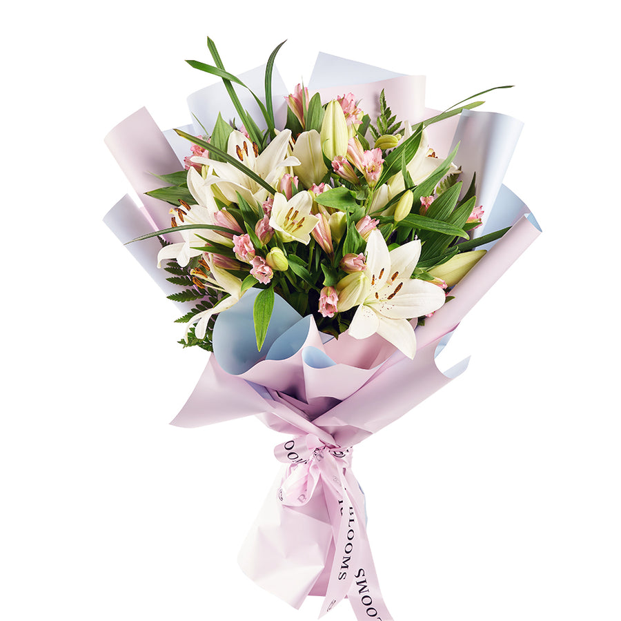 Summer Splash Lily Bouquet