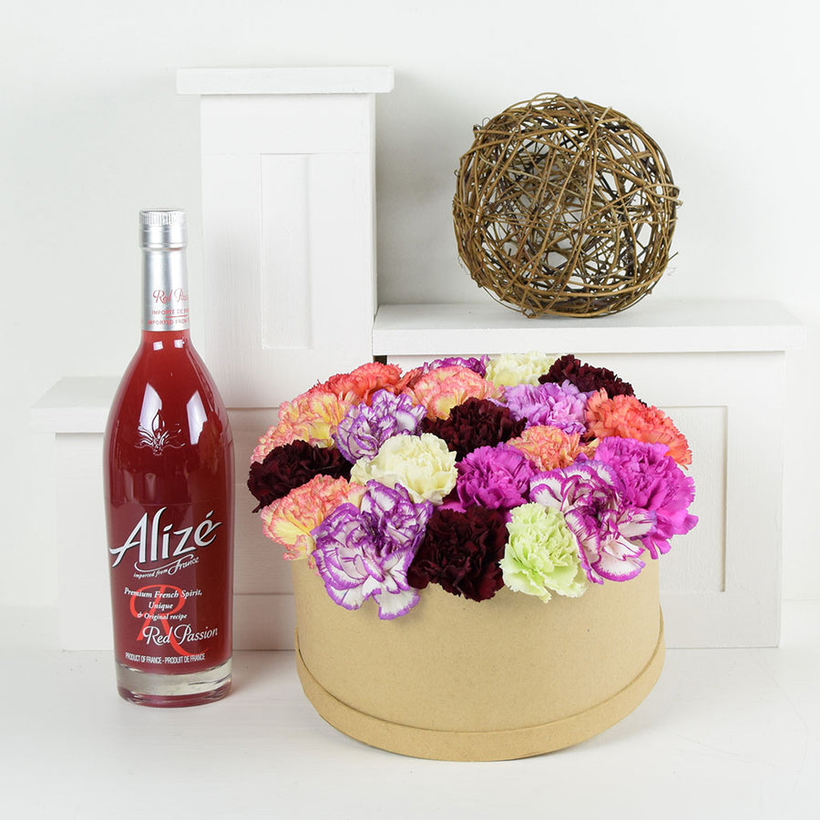 Take Me Away Flowers & Spirits Gift
