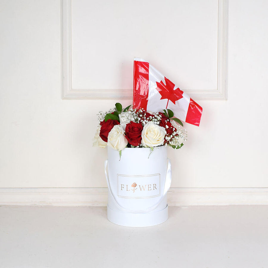 True North Floral Box