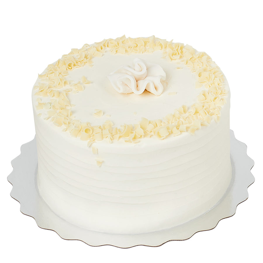 Vanilla Layer Cake - Cake gift - Same Day Toronto Delivery