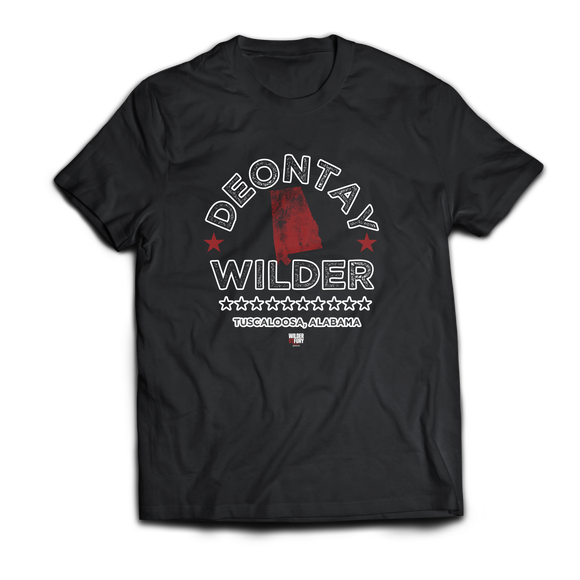 Deontay Wilder - Alabama Unisex T-Shirt