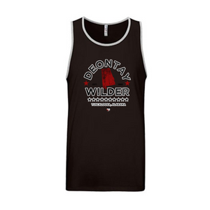 Deontay Wilder - Alabama Unisex Tank Top