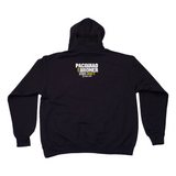 "Manny Pacquiao - ""Pac Man"" (Text) - Black Champion Pullover Hoodie"