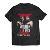 Wilder Vs. Fury - Key Art  - Unisex T-Shirt