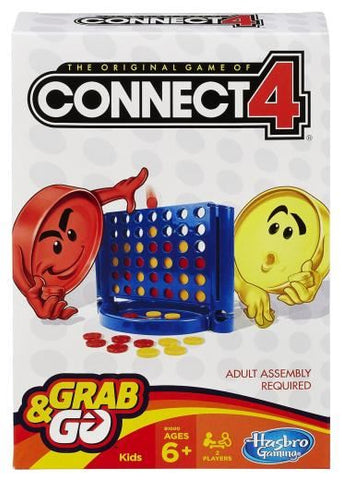 Connect 4 Travel Edition