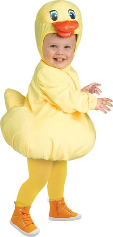 Child Rubber Ducky Unisex Costume