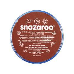 Snazaroo Classic 18 ml: Rust Brown