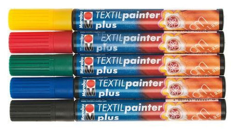 Marabu Textile Painter Plus: Silver