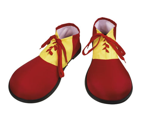 Jumbo Clown Shoes One Size Mens