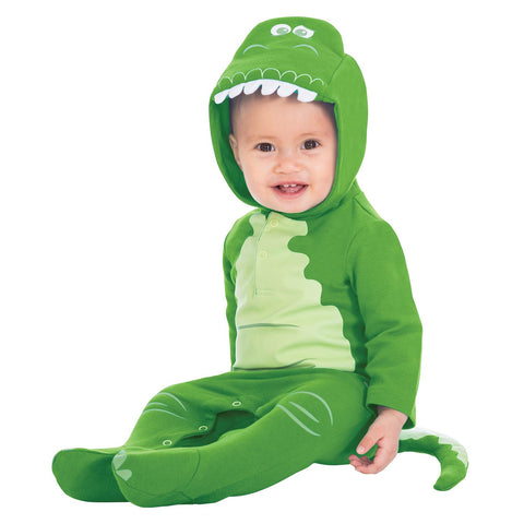 Child Toy Story Rex Romper Suit Unisex Costume