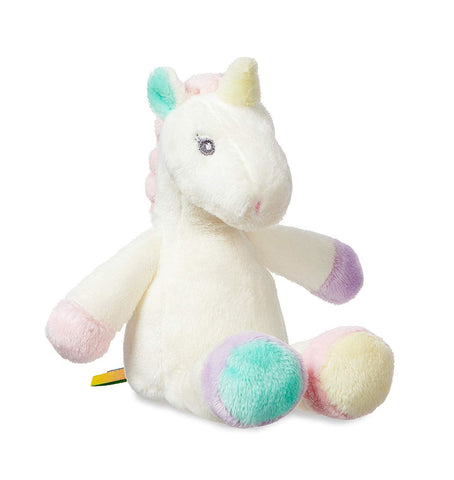Lil Sparkle Rattle - Soft Toy Rattle Baby Unicorn
