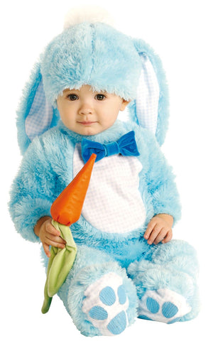 Child Handsome Lil Wabbit Blue Bunny Baby Boys Costume