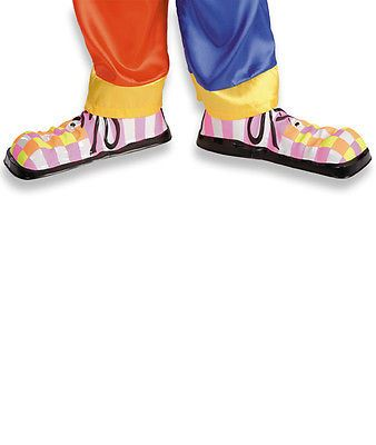 Shoe Covers Clown PVC Small Size