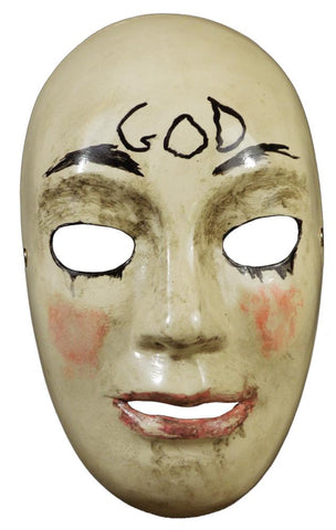 The Purge Anarchy - God Injection Mask