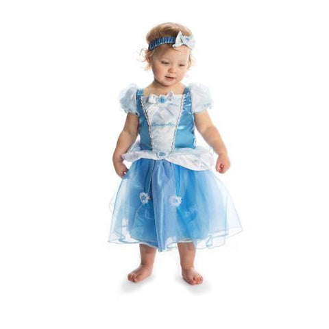 Child Baby Cinderella Girls Costume