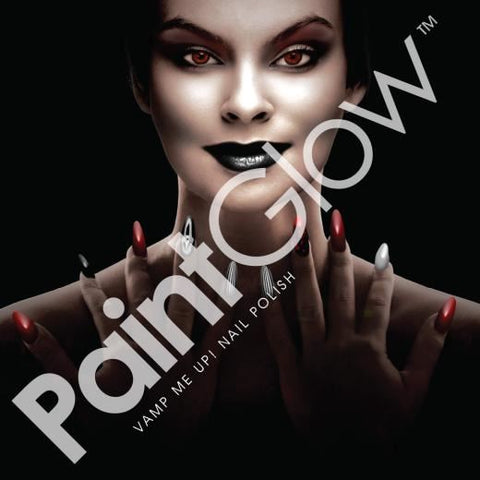 Paint Glow - Vamp me up! Nail Polish - 12ml: Red