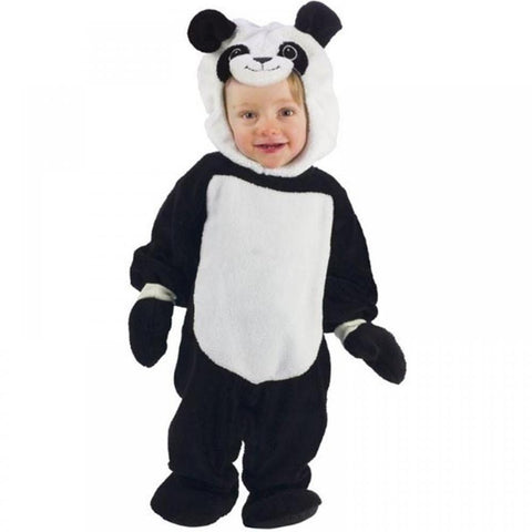 Child Plush Panda Infant Costume